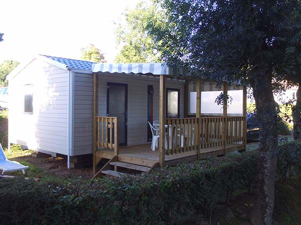 Mobil-home jonquille